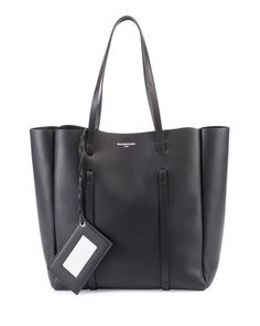 0b9e7ddd7bc2 BALENCIAGA Everyday Leather Tote Bag