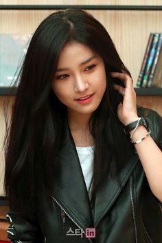 Kim So Eun at LEVIS event