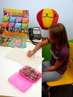 Easel Art Studio-Bookmaking (Ages 6-10) River Forest, Illinois  #Kids #Events