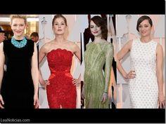 """Los mejores y los peores looks de la """"red carpet"""" de los Oscar 2015 (Fotos) - http://www.leanoticias.com/2015/02/23/los-mejores-y-los-peores-looks-de-la-red-carpet-de-los-oscar-2015-fotos/"""
