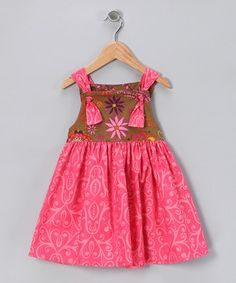 Romper dress for little girls <3