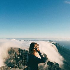 table mountain  by zoelaz