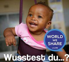 Wusstest du? www.believeinzero.at/world-we-share/wusstest-du/