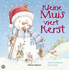 Boek: Kleine Muis viert Kerst