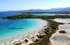 San Teodoro , Cala Brandinchi Sardinia (Italy) the beauty of the sea