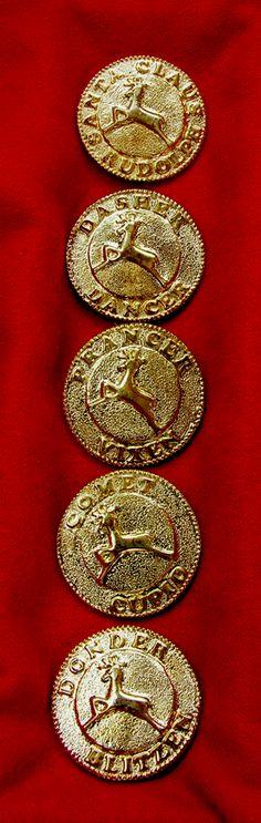 Santa Richards wonderful buttons