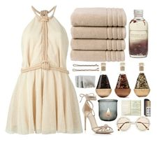"""""""Untitled #409"""" by m4k4y14 ❤ liked on Polyvore featuring Jay Ahr, Ancient Greek Sandals, Christy, Garance Doré, Guide London and Madewell"""
