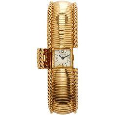 Simon Teakle Cartier Bracelet Watch