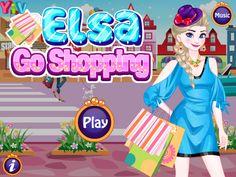 Elsa Go Shopping  http://playfrozengames.com/frozen-games/elsa-go-shopping