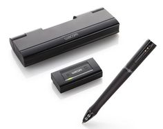 Cool Artsy Pen Draws in Ink, Stores Sketches in Digital | Gadgets, Science & Technology