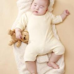 Give your baby the opportunity to self-soothe.