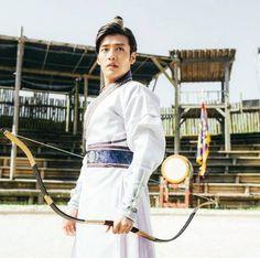 Kang Ha Neul Moon Lovers, Moon Lovers Scarlet Heart Ryeo, Scarlet Heart Ryeo Wallpaper, Kang Haneul, Kdrama Actors, Your Boyfriend, Korean Singer, Korean Actors, Korean Drama