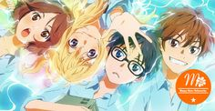 27 Anime lãng mạn được Fan xem nhiều nhất - Phần 1