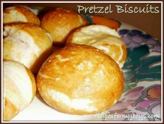 These are so easy to make with canned biscuits!