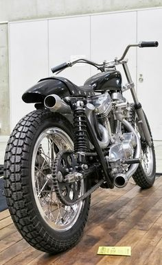 Harley flat track special