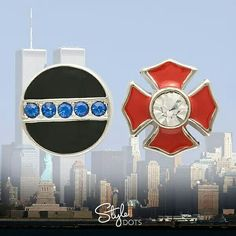 We would like to thank the Police, Fire Fighters and other heroes of 9/11. We will not forget. Order your blue line or fireman dots today. Contact me or shop now @ Christa.styledotshome.com #ThoseSnapThings #ChristaStyleDots #ISDFBPchrista #christaDOTstyledotshomeDOTcom