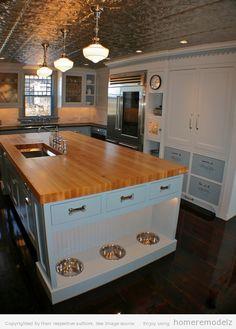 Design decorating ideas for kitchens Kitchen dog bowls – Home Remodeling Ideas