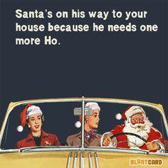 funny ecard: christmas