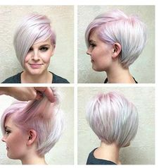 too pointy  -  nice undercut