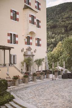 Schloss Fuschl a luxury collection resort & spa at lake Fuschl Salzkammergut Salzlburg Emergency Hospital, Hotel Reception, Austria Travel, Forest Road, Hotel S, Resort Spa, Luxury Travel, Places To Go, Tourism