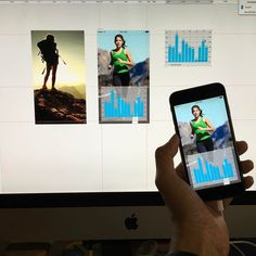 exploring ui concept and design for a new app geek