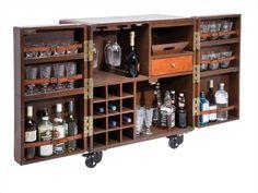 Mueble bar de madera Lodge Colección Lodge by KARE-DESIGN
