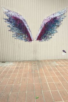 All Of The Locations of the Colette Miller Angel Wings in LA - LA Dreaming