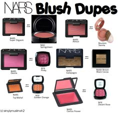 ♥ModestlyBeauty♥: Dupe Great site for makeup dupes!!
