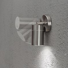 Konstsmide 7598-000 Modena 1 Light Exterior Wall Fitting