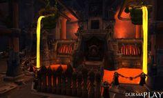 http://rip.tc/wow-blackrock-foundry-baskinlarinin-tarihleri/4575/  Bir sonraki seviyede Iron Horde'a karşı atağa geçmek için çok fazla vaktimiz olmayabilir  Bu saldırıyı oturup planlayabilmemiz için World of Warcraft, WoW Blackrock Foundry'nin kilitlerinin açılacağı tarihleri bize bildirdi