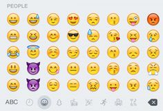 😋 Emoji Blog • How To Use Emoji On iPhone Running iOS 8.3 And Above 📱