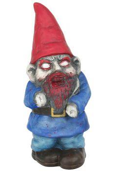 Zombie Gartenzwerg,