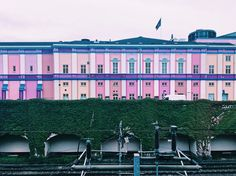 Copenhagen, Denmark. Pink, pink and more pink! Copenhagen, Denmark. This city needs to be on your travel bucket list. Loved every second here. A European Travel dream!