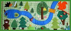 Английская гостиная: Книга-игра «Лесное приключение»