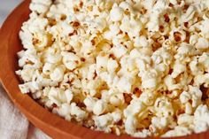 The recipe that tastes the way that movie theater popcorn smells. The hot, buttery, salty fantasy of cinema popcorn often disappoints but this won't!
