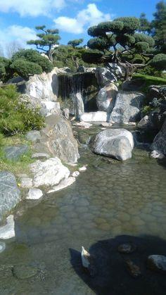 Japanese garden, Buenos Aires, Argentina