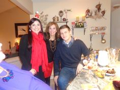 Lonnie, Brian , and Me Christmas 2016