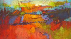 Pastel & Raku: Debora Stewart & Mary Obodzinski   ArtNotes: iowa artisans gallery