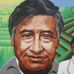 Cesar chavez on pinterest cesar chavez civil rights for Cesar chavez mural