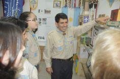 Grupo Scout de Puerto Madryn inauguró su museo La ceremonia marca el inicio de las actividades para celebrar los primeros 40 años de la institución portuaria y reunió a integrantes de distintas generaciones. Es el primer museo scout de la Patagonia.