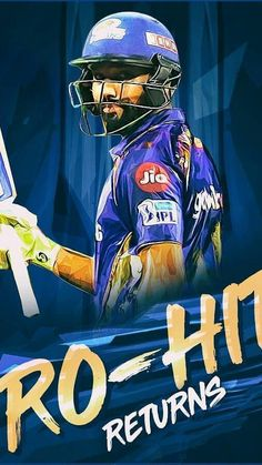 Rohit is back in South africa tour of india 2019 Icc Cricket, Cricket Sport, Dil Se, Mumbai Indians Ipl, Indian Army Wallpapers, South Africa Tours, Ipl Live, India Cricket Team, Dhoni Wallpapers
