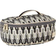 cinda b Train Case II Empire Slate - cinda b Lightweight packable expandable bags