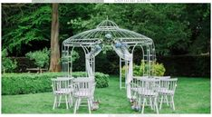 Glass Of Champagne, Central Park, Wedding Pictures, Beautiful Gardens, Wedding Ceremony, Gazebo, The Neighbourhood, Scenery, Outdoor Structures