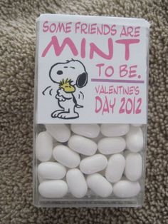 Recovered Tic Tacs. cute. Valentine's day idea :) by jacqueline