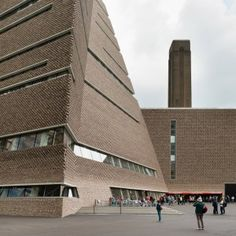 Tate+Modern+Switch+House+by+Herzog+&+de+Meuron+opens+to+the+public