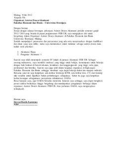 contoh surat lamaran kerja pramugari garuda indonesia dalam bahasa inggris job seeker