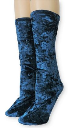 Navy Blue Crushed Velvet Socks is one of the comfortable socks to express your self unique and modern. Make a statement with these luxe velvet crew socks Product Details: Quality Velvet Polyester, Spandex Super Comfy and Absorbent Size US EU Item code Velvet Socks, Blue Crush, Crushed Velvet, Blue Velvet, Crew Socks, Crushes, Navy Blue, Comfy, Boots