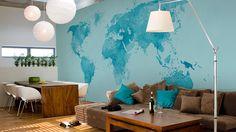 #Wallpaper #Duvarkagidi #Glamora #Worldmap