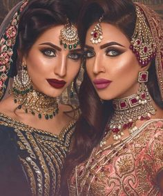 bridal jewelry for the radiant bride Desi Wedding, Wedding Looks, Bridal Looks, Bridal Style, Asian Bridal Makeup, Indian Makeup, Indian Beauty, Pakistani Bridal, Indian Bridal