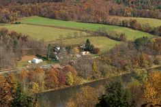 """October 2010 - Tidioute is a borough in Warren County, Pennsylvania, United States. The population was 792 at the 2000 census. The name is a Iroquoian word meaning """"protrusion of land"""", referring to a sharp bend in the Allegheny River."""